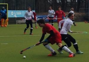 Max Siegburg feiert Debüt bei der DHB-U16