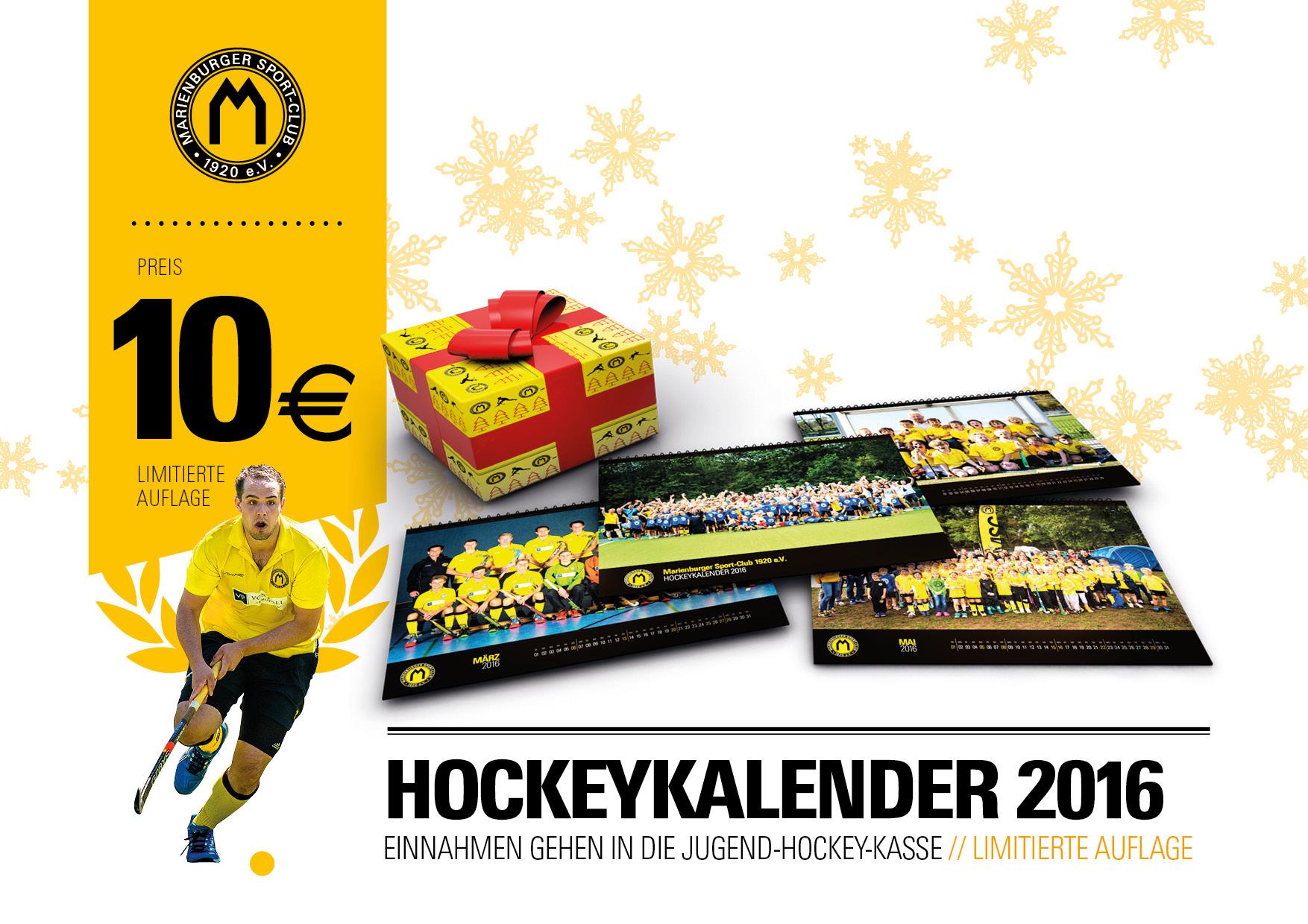 MSCB_Plakat_Verkauf Kalender 2016
