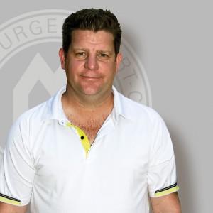 Trainer unserer B-Knaben: Florian Hillers.