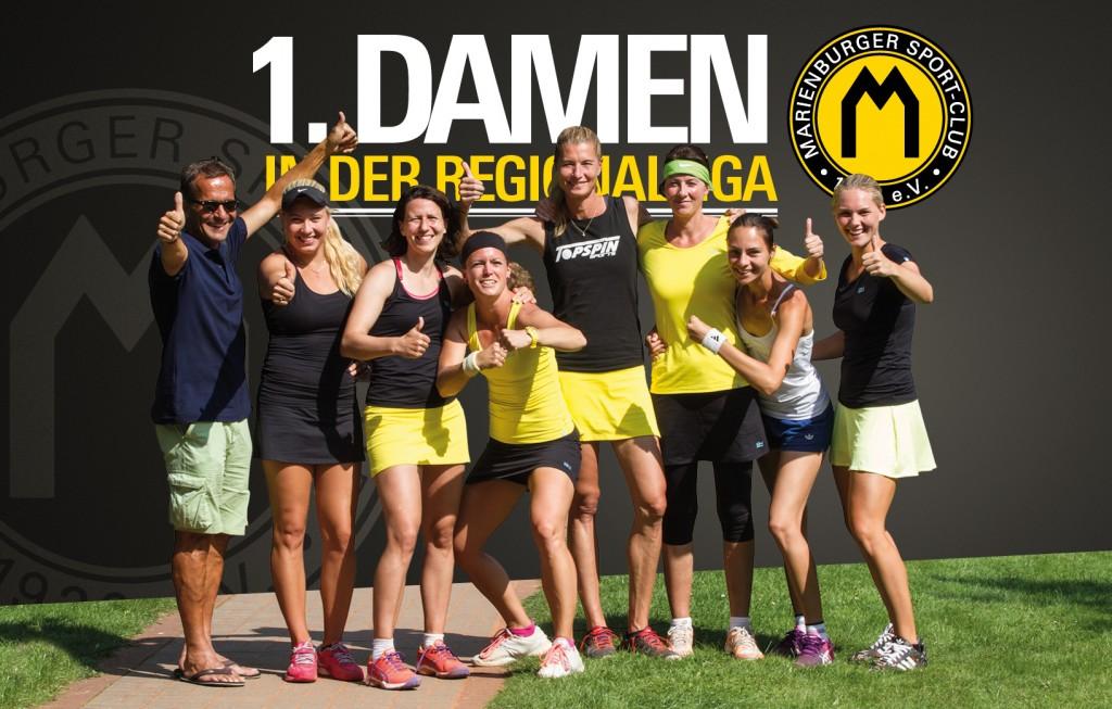 Aufstieg_Team_ErsteDamen MSC 2015