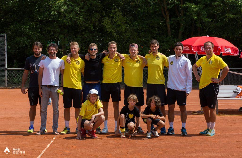 Tennis Regionalliga 2017