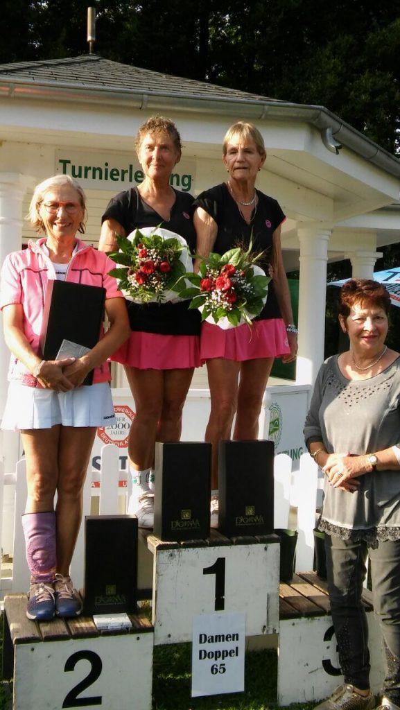 Deutsche Meisterschaften der Seniorinnen u. Senioren 2017