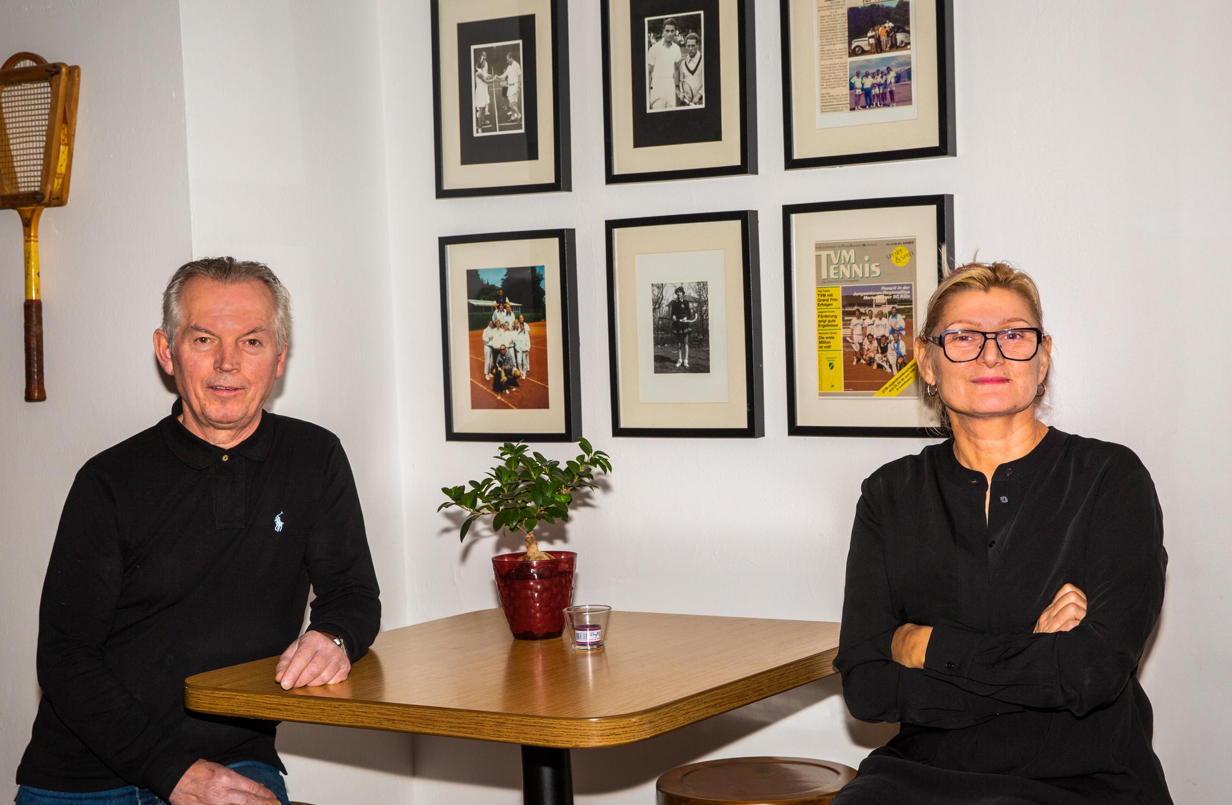 Svetlana Alimpijevic und Zoran Stojnic