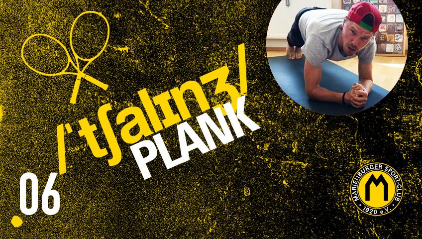 06 Challenge Plank