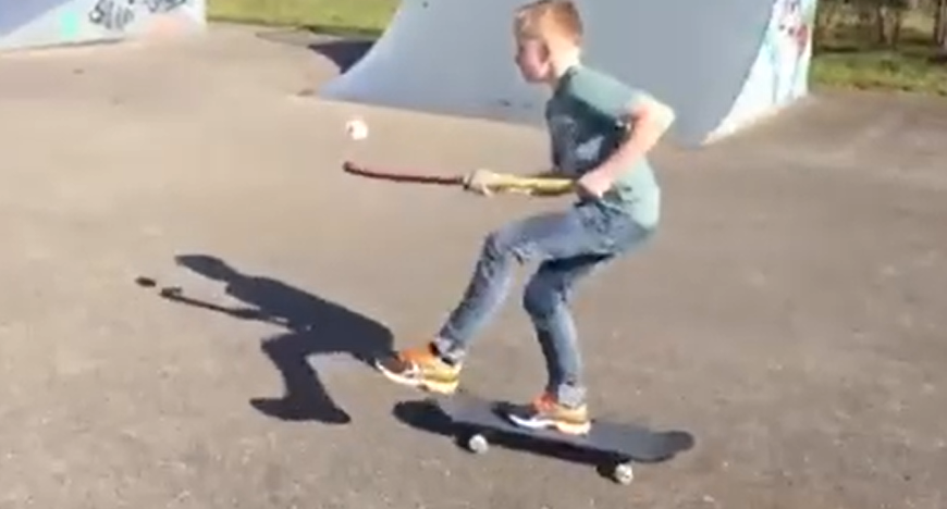 Für die Skater unter Euch…