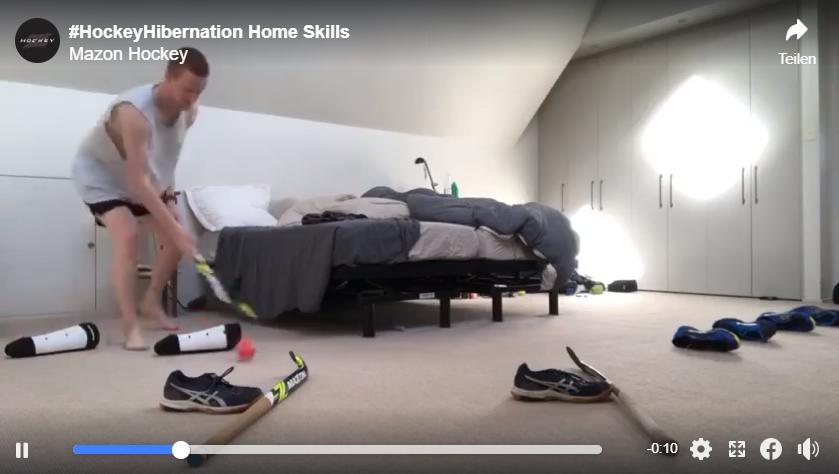 #HockeyHibernation Home Skills